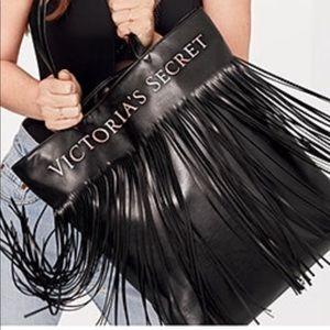 Victoria's Secret Fringed Bag